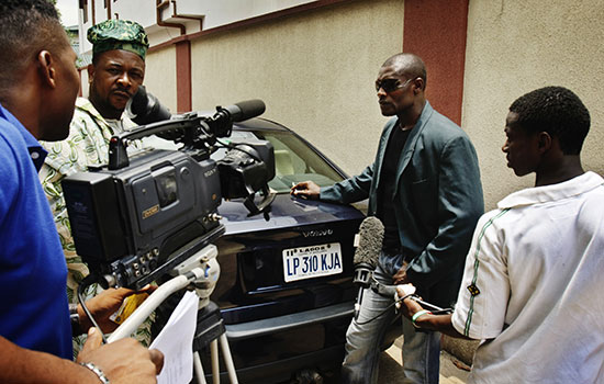 Nigerias Film Industry A Potential Gold Mine Africa Renewal Online