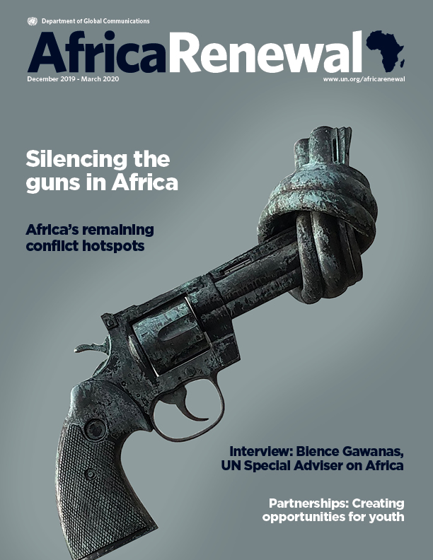 Africa Renewal December 2019 - March 2020 Issue