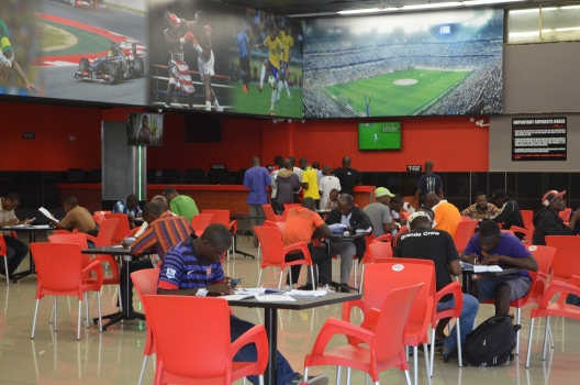 betting shops in nigeria time