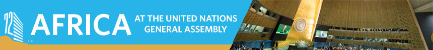 Africa at the UN General Assembly 2017
