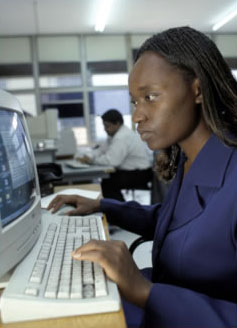 Many Africans would like to use the Internet in their own languages