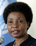 UN Deputy Secretary-General Asha-Rose Migiro
