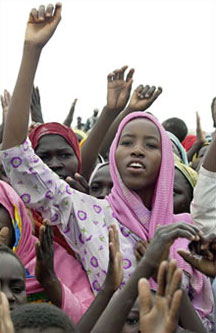 Preventing genocide in Darfur