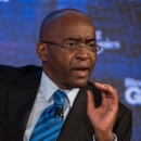 An image of Strive Masiyiwa, the AU Special Envoy.