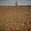 Arid soils in Mauritania are some of the effects of climate change. Photo: Oxfam/Pablo Tosco