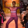 Design by Jamil Walji, Global award-winning premium Kenyan brand - at the Fashion Show