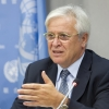 Dr. Joan Clos is the Executive Director of the Nairobi-based United Nations Human Settlements Programme (UN-  Habitat). Photo: UN Photo/Rick Bajornas