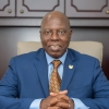 Dr. Baffour Adjei Bawuah is Ghana's Ambassador to the United States