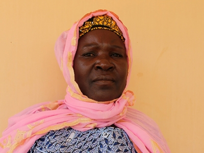 Kadiatou was not empowered to seek care after she developed an obstetric fistula, a traumatic birth injury.