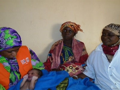Laws in Mali protect women's access to maternal health care. But the data show that, in some places, there is a gulf between laws and women's realities.