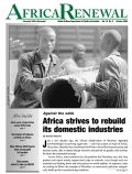 Africa Renewal October 2004 Edition