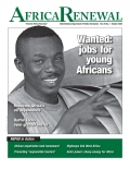 Africa Renewal Magazine October 2006