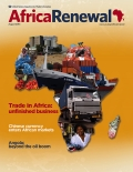 Africa Renewal August 2014 Edition