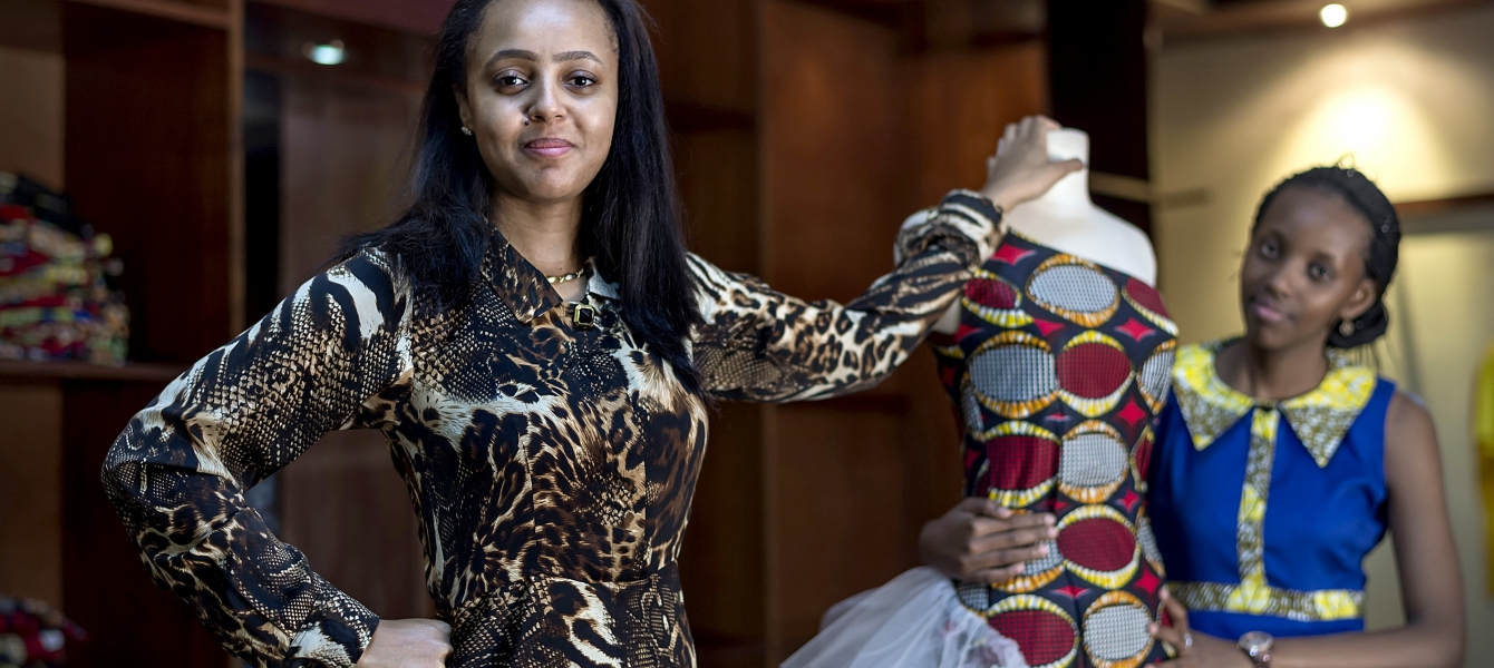 Africa looks to its entrepreneurs | Africa Renewal