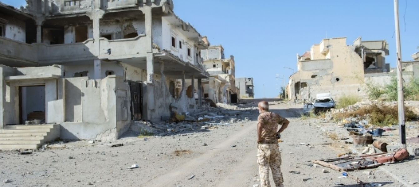 Forgotten war: a crisis deepens in Libya but where are the