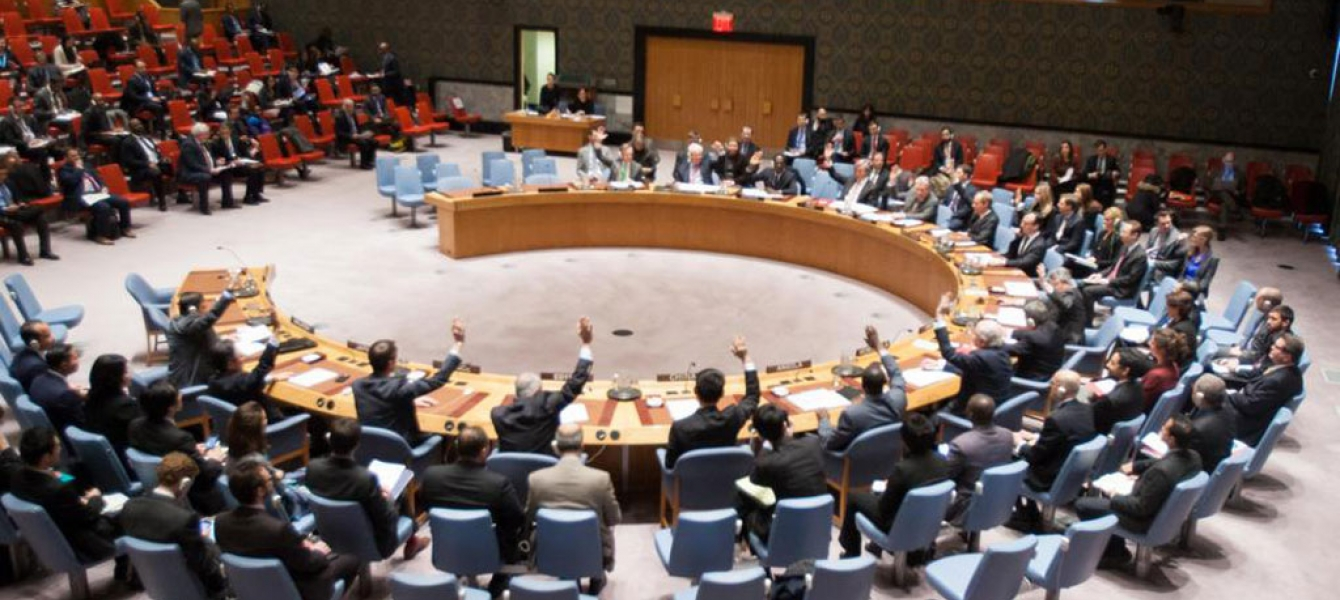 The Security Council renews its sanctions against individuals or groups implicated in the Central African Republic's ongoing sectarian tensions. UN Photo/Manuel Elias