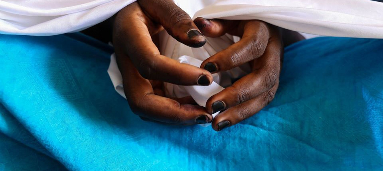 After more than two years of being held hostage by Boko Haram, in northeast Nigeria, one of the Chibok girls recounts the horrific conditions they experienced. Photo: UNICEF Nigeria