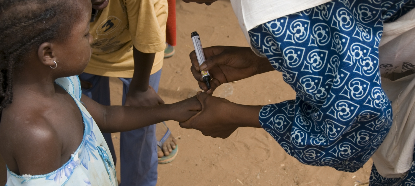 Niger reports new polio outbreak