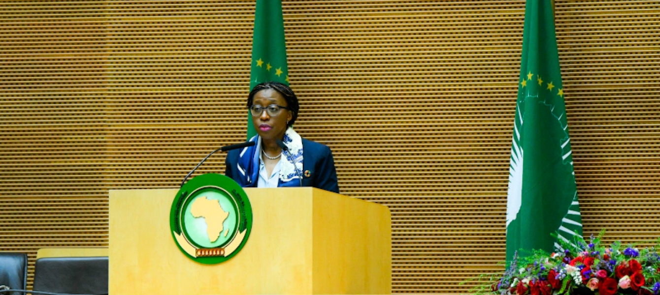 ECA's Vera Songwe issues clarion call for urgent action to silence the guns in Africa