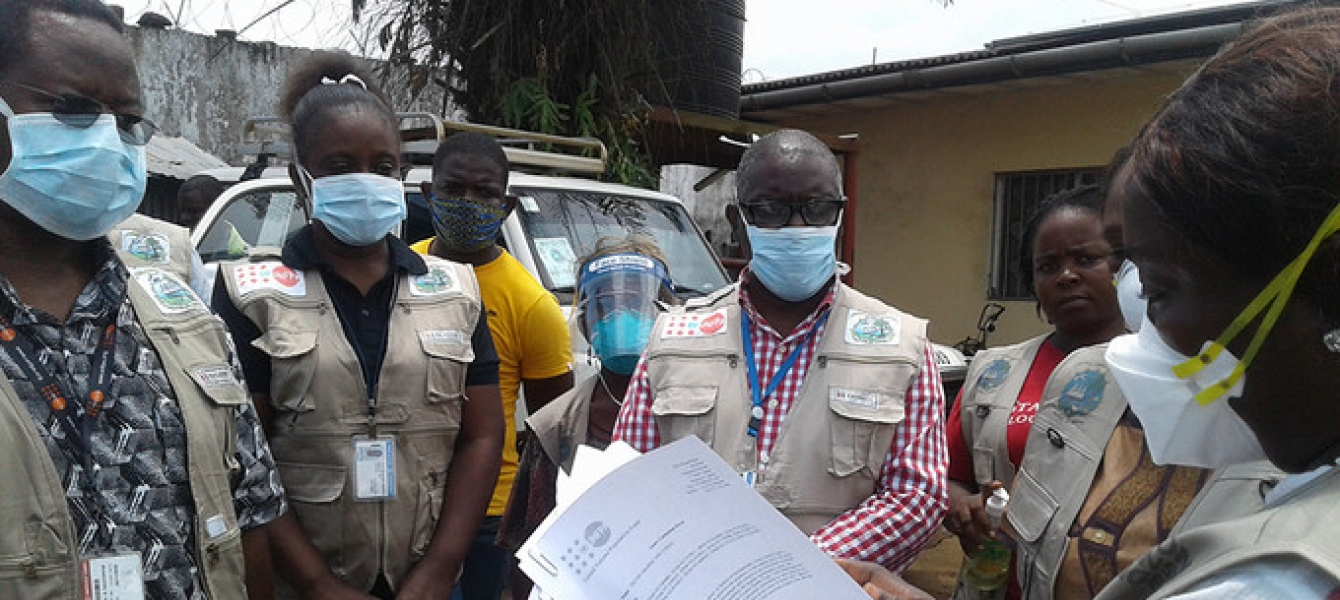 Contact tracers are urgently being recruited, trained and deployed to address the COVID-19 pandemic. Many of the challenges they face are similar to those in the earlier Ebola epidemic, including mistrust and misinformation.