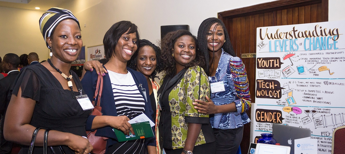 Young African leaders are gaining the skills and connections they need to accelerate their own career trajectories and contribute more robustly to strengthening democratic institutions, spurring economic growth, and enhancing peace and security in Africa.