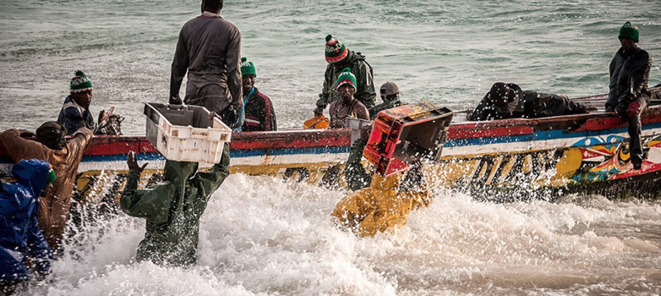 Fishermen in Mauritania. Photo: UNCTAD