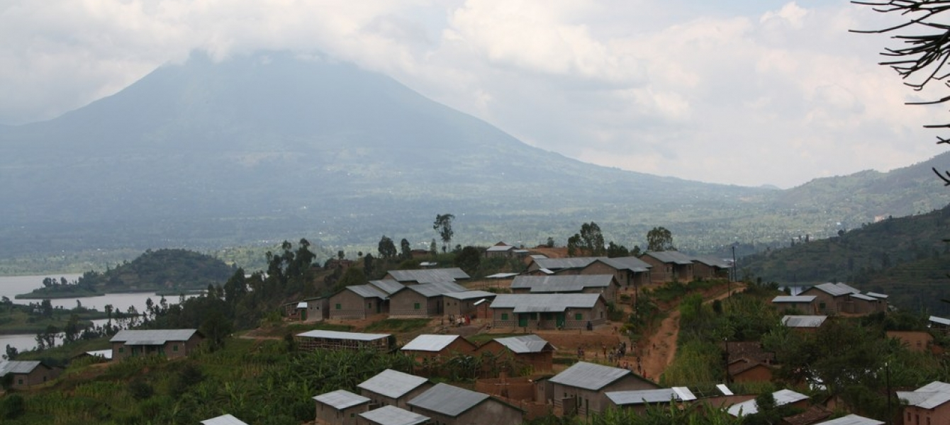 A village in Rwanda. The new energy framework is expected to benefit many across east Africa. Photo Credits: UNDP Rwanda/Alice Kayibanda