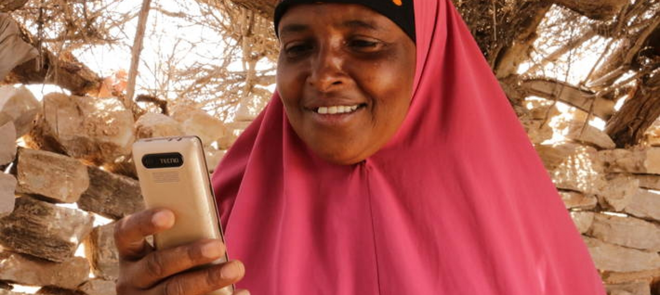 A stark hunger outlook means finding new ways to reach Somalis in need