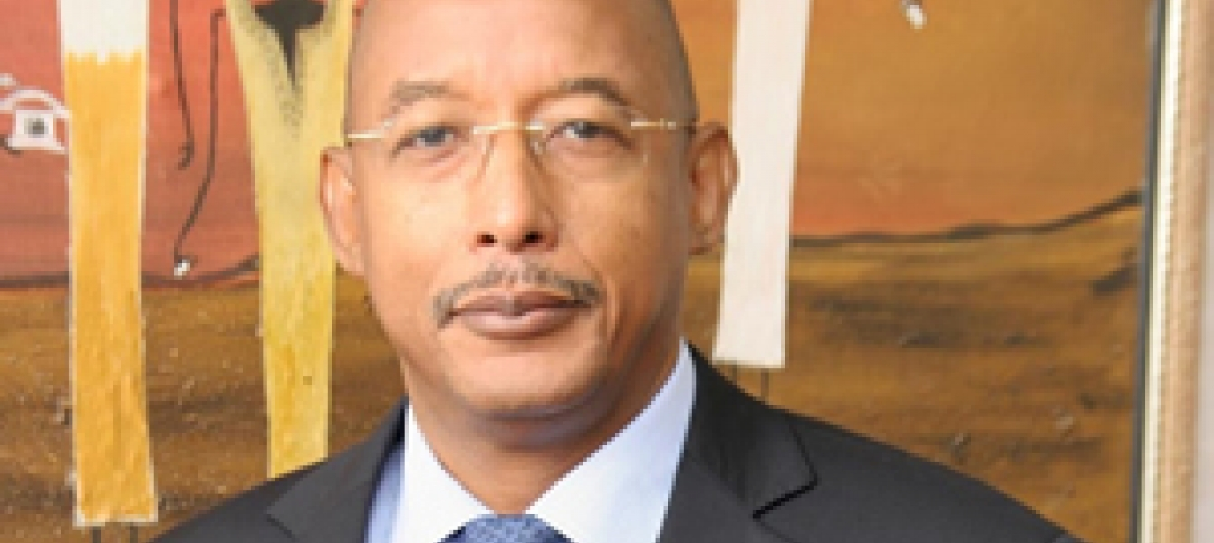 Dr. Ibrahim Mayaki is the chief executive officer of NEPAD.