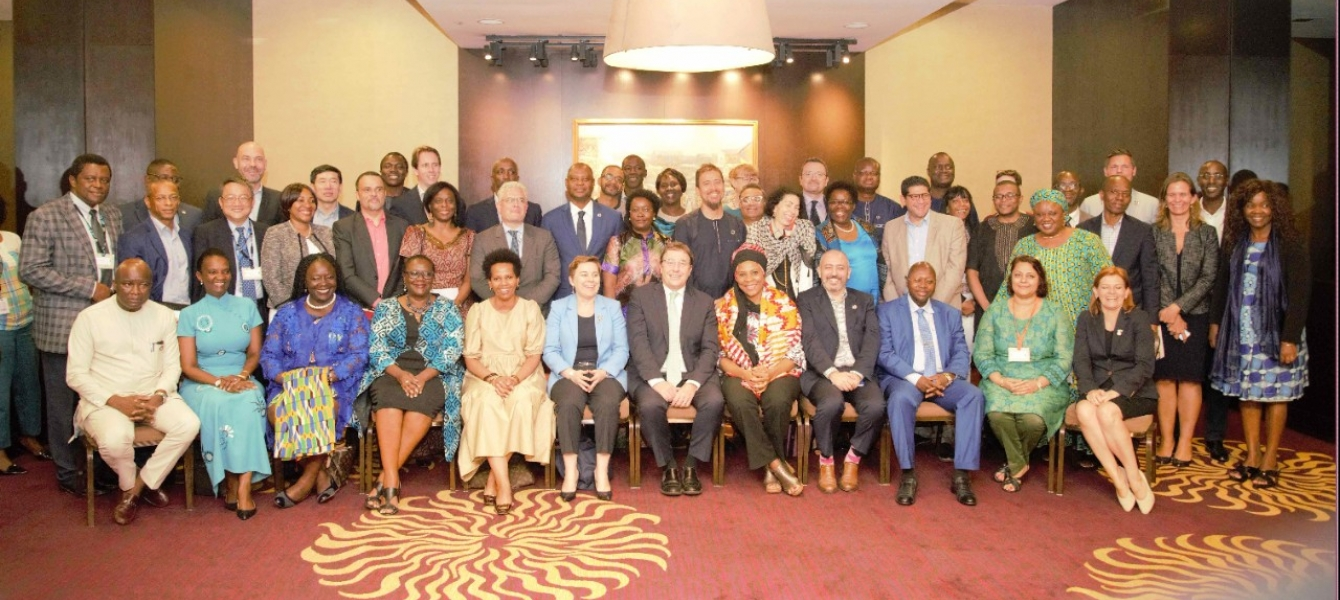 "UNDP Administrator Achim Steiner was speaking in Ghana to over 200 new UNDP senior leaders for Africa at their annual regional meeting at a session entitled: ""Africa's Money for African Development: A Future beyond Aid""."