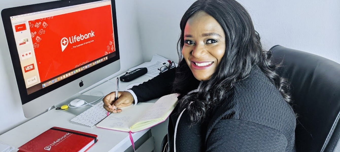 Temie Giwa-Tubosun Wins Global Citizen Prize for Her Notable Fight against COVID-19