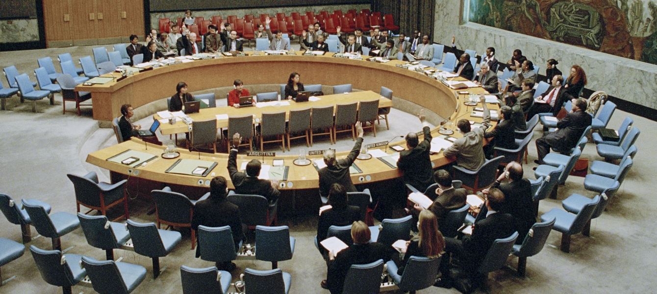 Security Council Unanimously Adopts Resolution 1325 (2000) calling for participation of women in the prevention, management, and resolution of conflict on October 31, 2000.