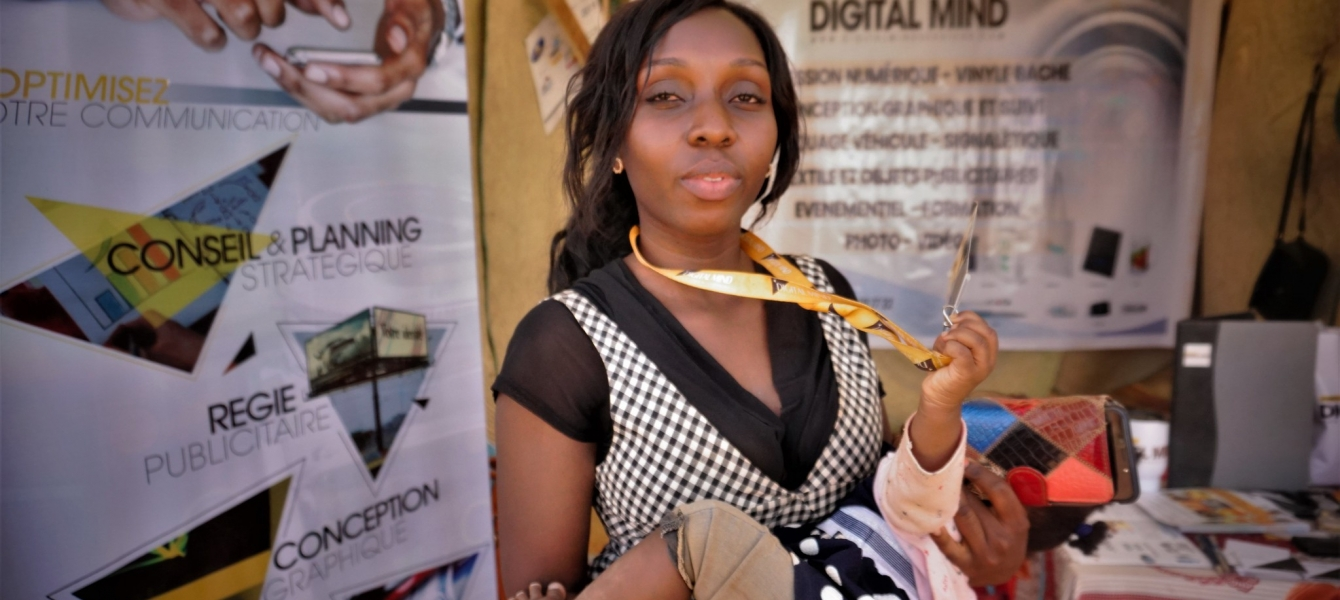 Digital Mind is a communication agency based in Niamey founded by Lisa and Ben, two young ...
