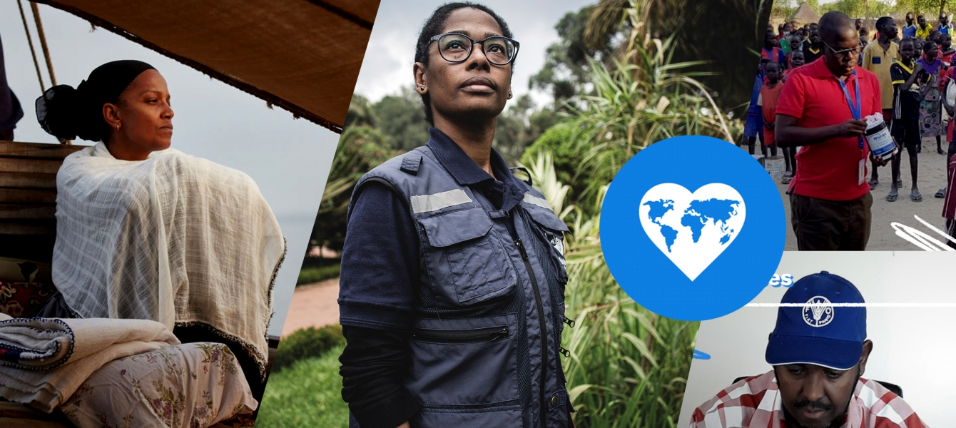 World Humanitarian Day: Our Real-Life Heroes