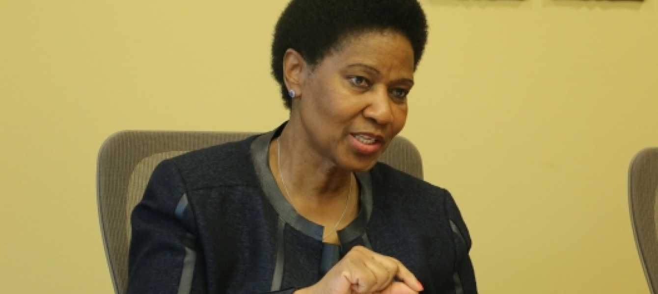 Phumzile Mlambo-Ngcuka, UN Women executive director