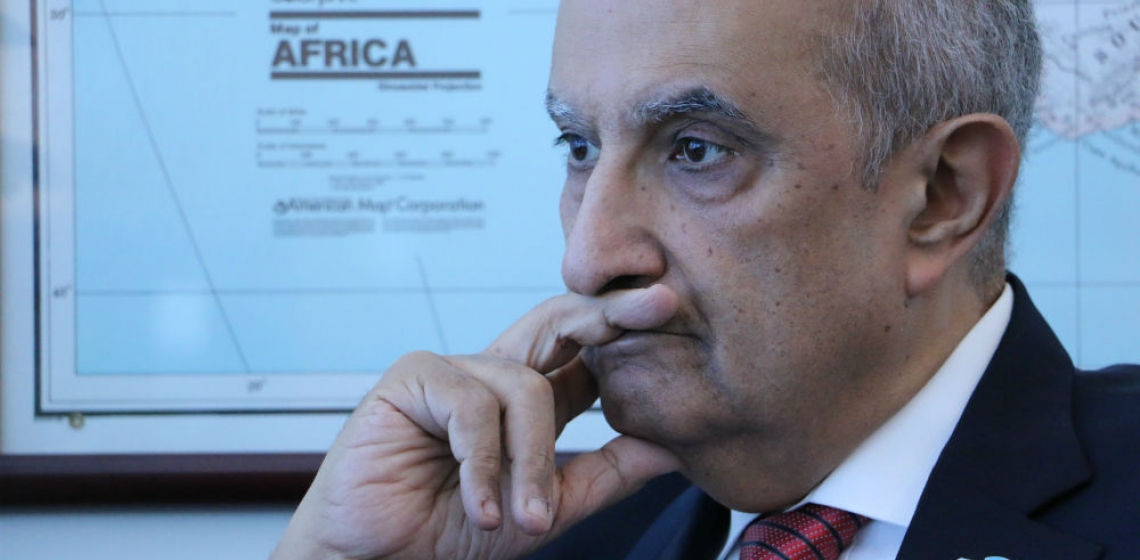 buy popular a1ab9 24447 Maged Abdelaziz, Under-Secretary-General and Special Adviser on Africa.  Photo