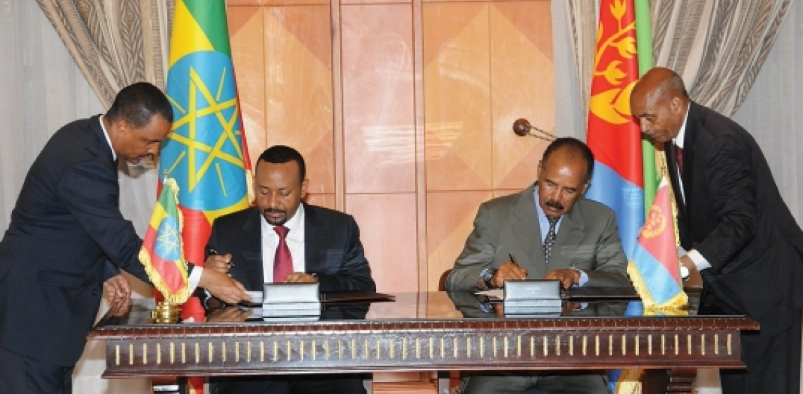 After making peace, Ethiopia and Eritrea now focus on