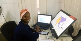 Susan Ojochide commenced her PhD research in 2020 at Bayero University in Kano, Nigeria.