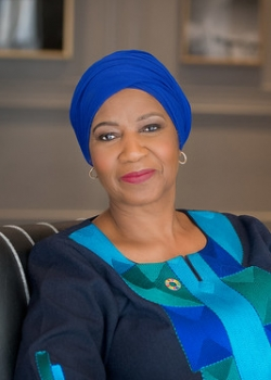 Phumzile Mlambo-Ngcuka, Executive Director