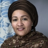 United Nations Deputy Secretary-General Amina J. Mohammed