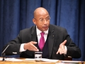 Ibrahim Mayaki, NEPAD CEO. Photo: UN/Bo Li