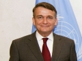 Christian Saunders, UN Assistant Secretary-General, Supply Chain Management