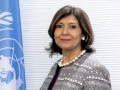 Ms. Maria Helena Semedo is Deputy Director-General, Food and Agriculture Organization of the United Nations (FAO).