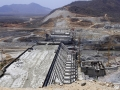 A partial view of Ethiopia's Grand Renaissance Dam under construction.   Reuters/T. Negeri