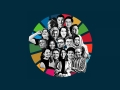 the 2020 Class of Young Leaders for the SDGs