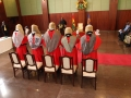 New judges for the Court of Appeal being sworn in in Ghana. Photo: FH Communications Bureau