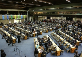 The UN Environment Assembly gets underway in Nairobi, Kenya. Photo: UNEP