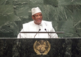 At General Assembly, Mali calls for global UN approach to Sahel's regional challenges