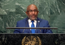 Azali Assoumani, President of the Union of the Comoros, the general debate of the General Assembly's seventy-first session.
