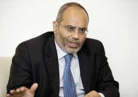 Carlos Lopes, Executive Secretary of the Economic Commission for Africa. Photo: Africa Renewal/Bo Li